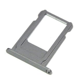 iPhone 6S Nano Sim Karten Karte Halter Sim Card Holder Schlitten tray Slot Grau