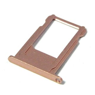 iPhone 6S Nano Sim Karten Karte Halter Sim Card Holder Schlitten tray Slot Rose
