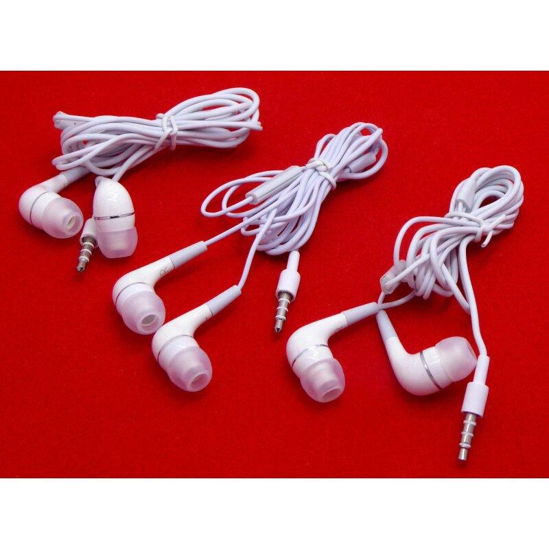 3 x in ear headset stero kopfh rer kompatibel f r iphone ip. Black Bedroom Furniture Sets. Home Design Ideas