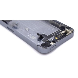 für iPhone 5S Akkudeckel Backcover Cover inkl Ladebuchse Power Flex Gehäuse