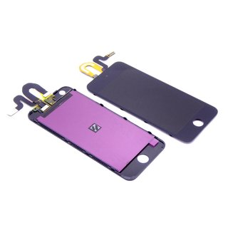 für iPod Touch 5 5 Genration LCD Display Touchscreen Digitizer Front Glas Black