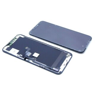 für iPhone 11 Pro A2160, A2217, A2215 LCD Display Touchscreen Digitizer Front Glas inkl Rahmen Black